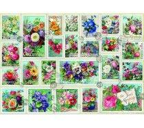 Bluebird - 2000 darabos - 70472 - Stamp Flower Collection