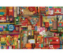 Cobble-Hill - 2000 darabos - 89009 - Vintage Art Supplies