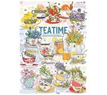 Cobble-Hill - 1000 darabos - 80277 - Tea Time