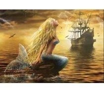 Gold Puzzle - 1000 darabos - 61406 - Mermaid