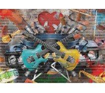 Gold Puzzle - 1500 darabos - 61437 - Musical graffiti
