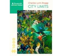 Pomegranate Puzzle - 1000 darabos - AA1060 - Charles Lynn Bragg - City Limits