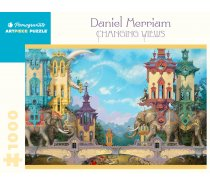Pomegranate Puzzle - 1000 darabos - AA1065 - Daniel Merriam - Changing Views