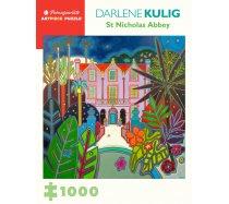 Pomegranate Puzzle - 1000 darabos - AA1086 - Darlene Kulig - St Nicholas Abbey