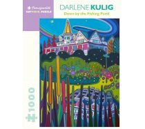 Pomegranate Puzzle - 1000 darabos - AA1095 - Darlene Kulig - Down by the Fishing Pond