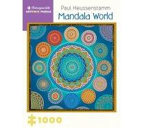 Pomegranate Puzzle - 1000 darabos - AA930 - Paul Heussenstamm - Mandala World