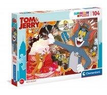 Clementoni - 104 darabos SuperColor - 27516 - Tom és Jerry 2.