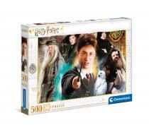 Clementoni - 500 darabos - 35083 - Harry Potter 2