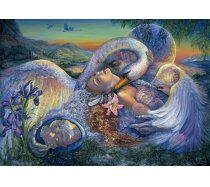 Grafika - 1000 darabos -00911 - Leda and the Swan