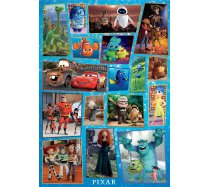 Educa - 1000 darabos - 18497 - Pixar Család