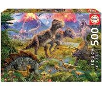 Educa - 500 darabos - 15969 - Dinoszauruszok