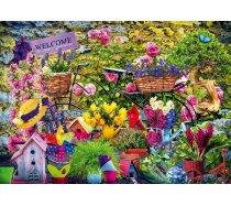 Bluebird - 1000 darabos - 70493- P - Welcome to Our Garden