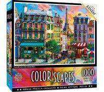 Masterpieces - 1000 darabos - 72119 - Paris Streets
