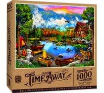 Masterpieces - 1000 darabos - 72130 - Sunset Canoe