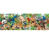 Clementoni - 1000 darabos - 39517 - Panoráma puzzle - Vadállatok