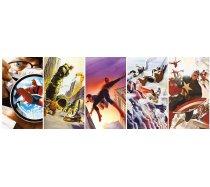 Clementoni - 1000 darabos - 39611 - Panoráma puzzle - Marvel, 80 év