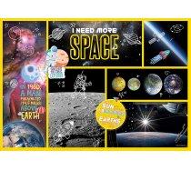 Clementoni - 180 darabos - 29206 - National Geographic - Több Űrre Vágyom