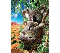 Educa - 500 darabos - 18999 - Koala mama és kölyke