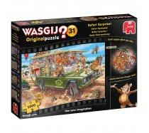 Jumbo Wasgij - 1000 darabos - 19164 - Wasgij Original 31 - Safari Surprise