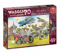 Jumbo Wasgij - 1000 darabos - 25008 - Wasgij Retro Destiny 5 - Time Travel