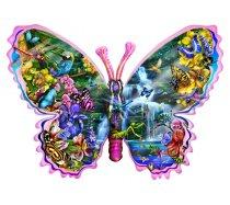 Sunsout - 1000 darabos - 95234 - Lori Schory - Butterfly Waterfall