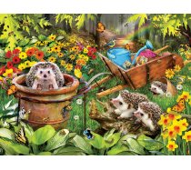 Sunsout - 300 darabos - 35057 - Lori Schory - Hedgehogs and Bees