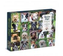 Galison - 1000 darabos - Rescue Dogs