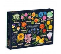 Galison - 1000 darabos - Edible Flowers