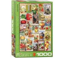 Eurographics - 1000 darabos - 6000-0817 - Vegetable Seed Catalogue
