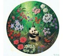 JHG Puzzles - 500 darabos - Jungle panda