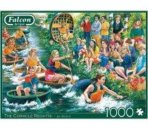Falcon - 1000 darabos - 11338 - The Coracle Regatta