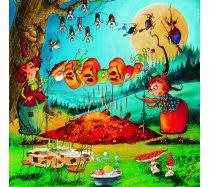 Grafika - 1500 darabos -02147 - Francois Ruyer - The Witch