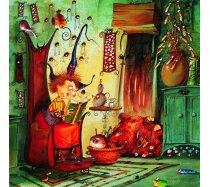 Grafika - 1500 darabos -02168 - Francois Ruyer - Witch