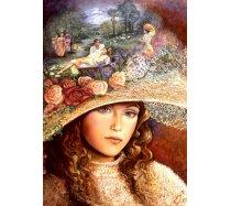 Grafika - 1000 darabos -01104 - Grandmother's Hat
