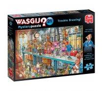 Jumbo Wasgij - 1000 darabos - 25006 - Wasgij Mystery 21 - Trouble Brewing