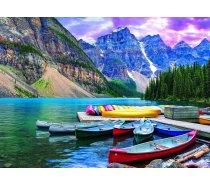 Eurographics- 1000 darabos - 6000-0693 -Canoes on the Lake