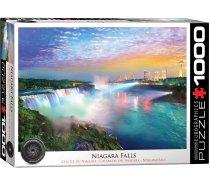 Eurographics- 1000 darabos - 6000-0770- Globetrotter - Niagara Falls