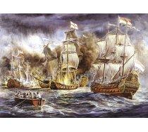 Art Puzzle - 1500 darabos - 4549 - Naval War