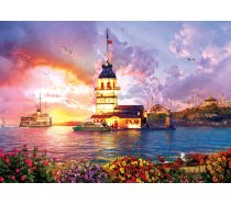 Art Puzzle - 1000 darabos - 5179 - Maiden's Tower