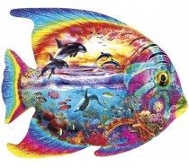 Masterpieces - 1000 darabos - 71960 - Tropical Fish