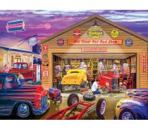 Masterpieces - 750 darabos - 32000 - Old Timer's Hot Rod