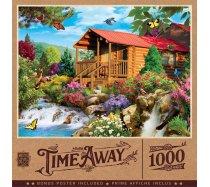 Masterpieces - 1000 darabos - 72041 - Cascading Cabin