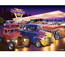 Masterpieces - 1000 darabos - 71951 - Friday Night Hot Rod's
