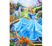 Bluebird - 1000 darabos - 70085 - Cinderella