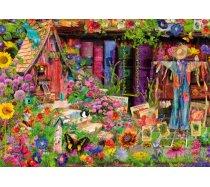 Bluebird - 1000 darabos -70238-P -The Scarecrow's Garden