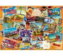 Bluebird - 1000 darabos -70309-P - Postcard (USA)