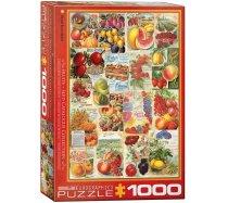 Eurographics - 1000 darabos -6000-0818- Fruits Seed Catalogue
