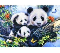Bluebird - 1000 darabos -70079- Panda Family
