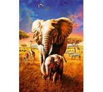 Bluebird - 1000 darabos -70314-P - Elephant