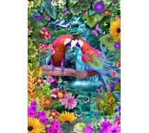 Bluebird - 1500 darabos -70138- Parrot Paradise